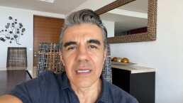 'Fue una víctima más': Adrián Uribe tras revelar que su papá murió por Covid-19