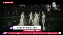 MAMAMOO estrena el video de 'Where are we now'