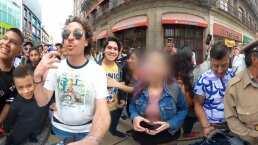 'No teman alzar la voz': Luisito Comunica tras descubrir cómo acosaban a una mujer en uno de sus videos