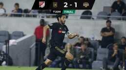 LAFC gana y Vela se queda al borde de gol