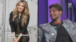 Emmanuel Palomares confiesa que estaba enamorado de Thalía; Yolanda Andrade bromea y dice que ella también