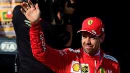 Sebastian Vettel correrá en lugar de Sergio Pérez