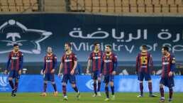 Tras perder la Supercopa, el Barcelona se entrenará hasta el miércoles