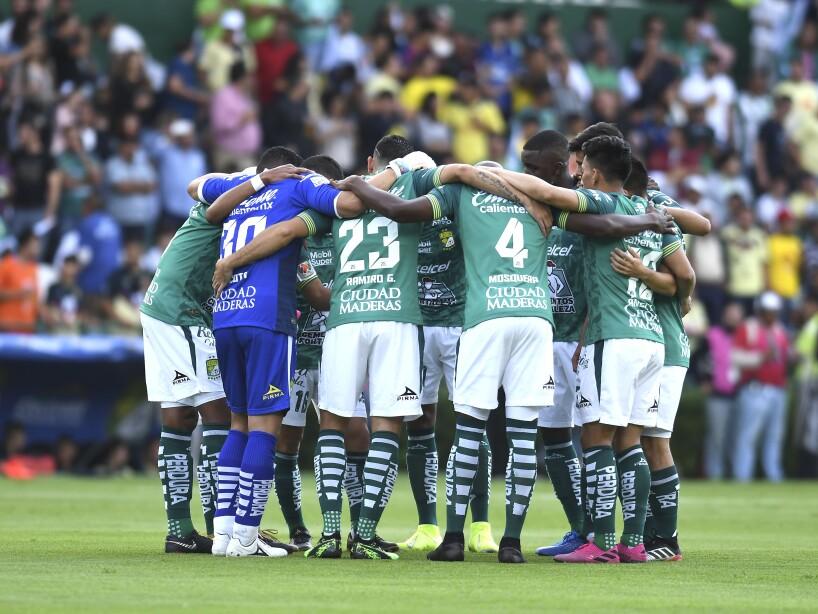 León contra América, jornada 2, Apertura 2019, Liga MX