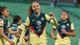 América se une a Janelly Farías en lucha por igualdad de género