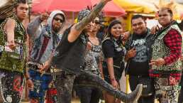 Mira como los punks mexicanos se unen a la batalla contra el Coronavirus