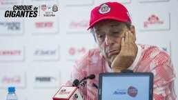 Tomás Boy asegura que hay gente de Chivas que no lo quieren