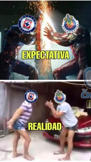 Los mejores memes de la jornada 8, Liga MX.