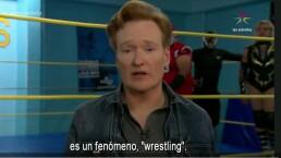 Nota: El nuevo programa Conan O´Brien: hecho en México