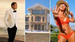 Andrea Legarreta propone que la mansión de Luis Miguel en Acapulco se convierta en un hotel boutique