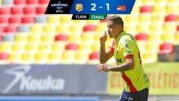 Atlético Morelia consigue una sufrida victoria de 2-1 ante Correcaminos