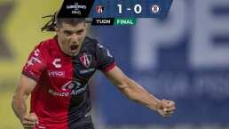 Resumen | ¡Adiós al liderato! Atlas vence 1-0 a Cruz Azul en Jalisco