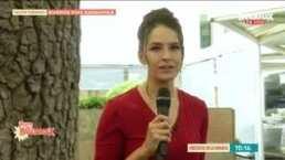 Gina Holguín revela qué canción de Banda MS le dedicó a su prometido, Andrés Vaca
