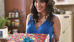 ¡Así sorprende Rosita a Doña Cuca en su cumpleaños!