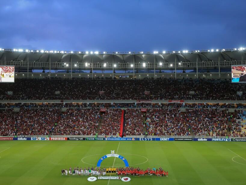 Flamengo v Fluminense - Brasileirao Series A 2019