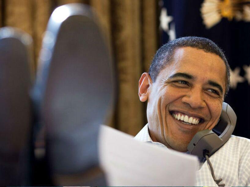 14. Barack Obama: El presidente de los Estados Unidos murió víctima de un atentado. Así lo anunció Fox News en su cuenta de Twitter.
