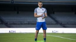 Jonathan 'Cabecita' Rodríguez no sale de Cruz Azul