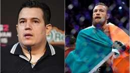 Eddy Reynoso dice que puede ayudar a The Notorious McGregor