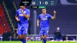 Resumen | ¡Nueve triunfos al hilo! Cruz Azul vence 1-0 a Monterrey