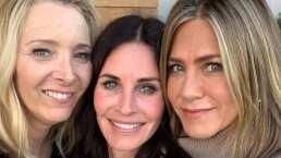 Las chicas de 'Friends' se volvieron a reunir