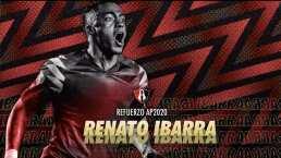 Renato Ibarra, oficialmente fuera del América; va al Atlas