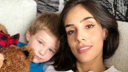 'Tú eres preciosa': El hijo de Sandra Echeverría llena de piropos a su mamá