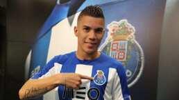 """Mateus Uribe: """"Me voy a entregar en cada partido por el Porto"""""""