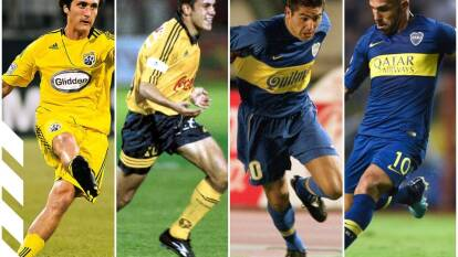 Repasamos a 11 de los jugadores invitados al equipo de 'los amigos' del Chaco Giménez.