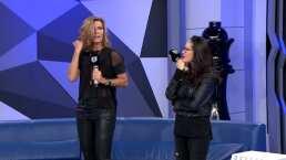 Montserrat Oliver se burla de la vez que Yolanda Andrade se cortó el cabello de 'cazuela'