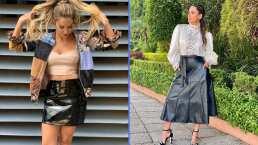 ¿Traición? Andrea Escalona 'le roba' a Galilea Montijo a su stylist de moda