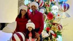 Con gigantescos adornos, Alessandra Rosaldo y Eugenio Derbez presumen su espectacular árbol de Navidad