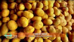 A Que No Sabías de dónde provienen los cacahuetes japoneses