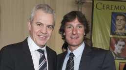 Caballero cree que el Vasco hará en México el futbol que siempre quiso
