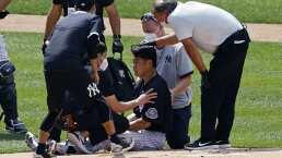 Aaron Boone reporta estable a Tanaka tras pelotazo