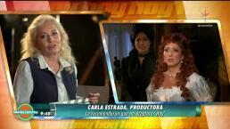 ¡Carla Estrada revive su paso en Hoy!