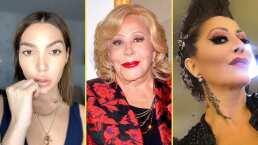 Silvia Pinal tratará de mediar el pleito entre Alejandra Guzmán y Frida Sofía