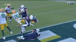 ¡Arranque demoledor! Chargers aplasta a los Packers