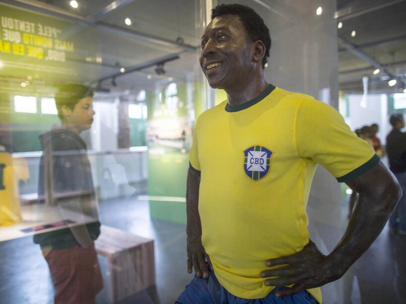 Inside of Pele Museum