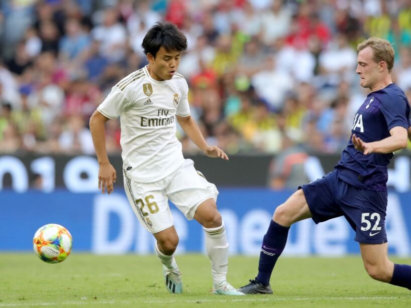 Real Madrid v Tottenham Hotspur - Audi Cup 2019 Semi Final