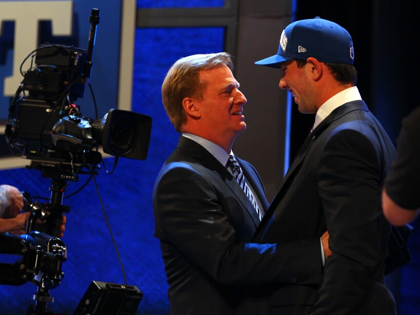 2012 NFL Draft - First Round