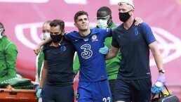 Pulisic se perderá la Champions League por lesión