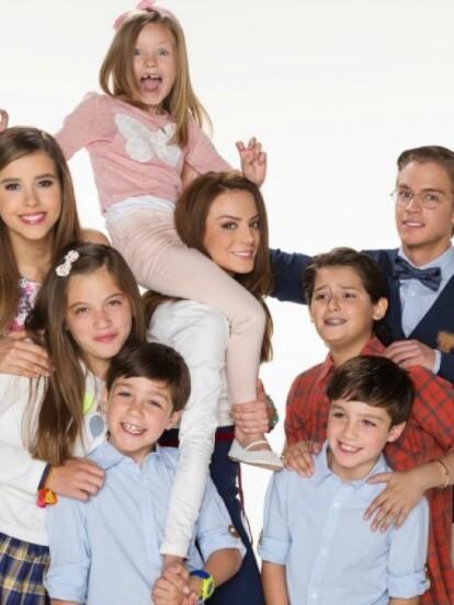Este fin de semana, Silvia Navarro celebró el cumpleaños número cinco de su hijo León, a quien le organizó tremenda fiesta con temática de 'Los cazafantasmas' y donde se reencontró con parte del elenco de 'Mi corazón es tuyo'.