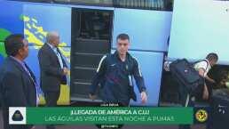 ¡Pumas y América ya están en el estadio Olímpico Universitario!