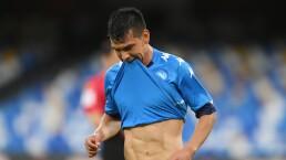 'Chucky' Lozano y Napoli pueden salvarse de perder el duelo ante Juve