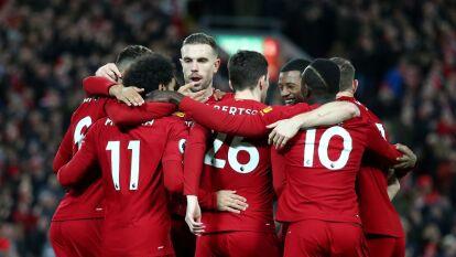 Liverpool 2-0 Sheffield United