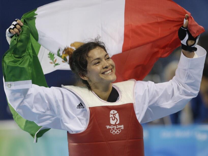 Beijing Olympics Taekwondo Womens 67Kg