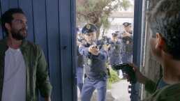 Policías y ladrones: Abuelo y nieto enfrentados