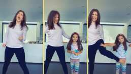 """¡A mí nadie me va a opacar!"": Alessandra Rosaldo no permite que Aitana Derbez le robe cámara"