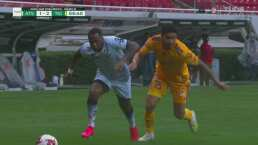 ¡Debut rojinegro! Renato Ibarra ya juega con la playera de Atlas
