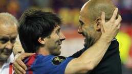 ¿Messi y Guardiola reunidos otra vez en el Barcelona?